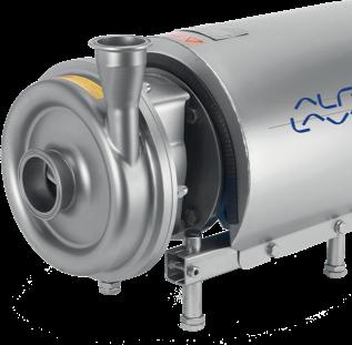 Pompa centrifuga Alfa Laval, KIEPE Electric SpA